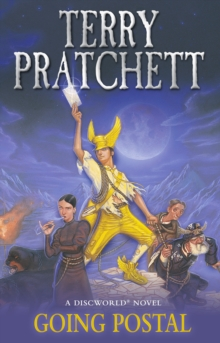 Going Postal : (Discworld Novel 33), Paperback / softback Book