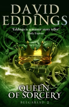 Queen Of Sorcery : Book Two Of The Belgariad, Paperback Book