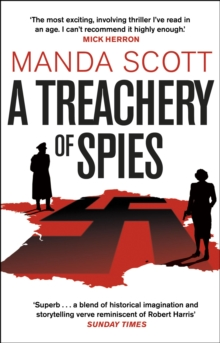 A Treachery of Spies : The Sunday Times Thriller of the Month, Paperback / softback Book