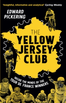 The Yellow Jersey Club, Paperback Book