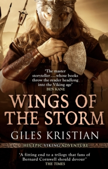 Wings of the Storm : (The Rise of Sigurd 3), Paperback Book