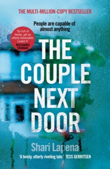 The Couple Next Door, Paperback / softback Book