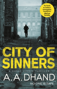 City of Sinners, Paperback / softback Book