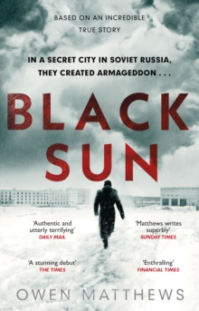 Black Sun : The outstanding, page-turning thriller of 2020, loved by the critics, Paperback / softback Book