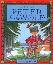 Peter And The Wolf, Paperback Book