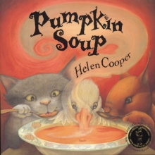 Pumpkin Soup, Paperback / softback Book