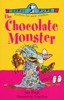 The Chocolate Monster, Paperback Book