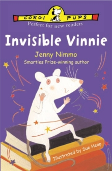 Invisible Vinnie, Paperback Book