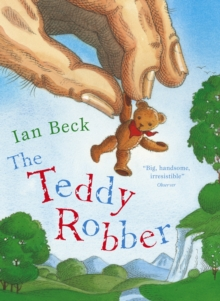 The Teddy Robber, Paperback Book