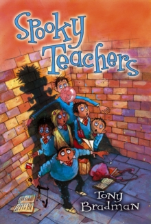 Spooky Teachers, Paperback Book