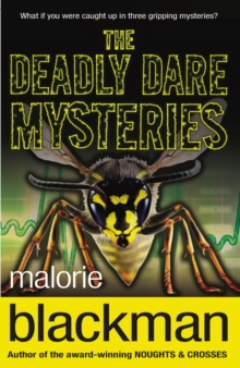The Deadly Dare Mysteries, Paperback Book