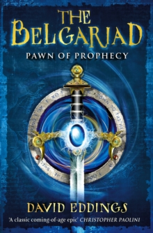 Belgariad 1: Pawn of Prophecy, Paperback / softback Book