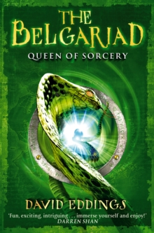 Belgariad 2: Queen of Sorcery, Paperback / softback Book