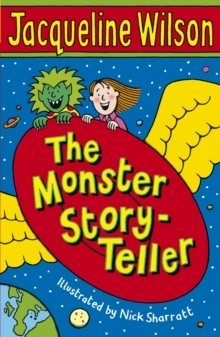 The Monster Story-teller, Paperback Book