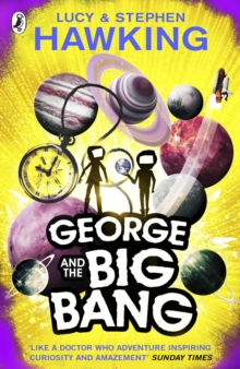 George and the Big Bang, Paperback Book
