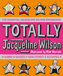 Totally Jacqueline Wilson, Paperback / softback Book