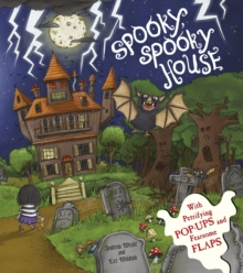 The Spooky Spooky House, Paperback Book