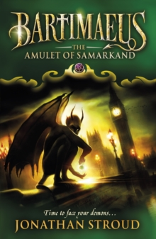 The Amulet Of Samarkand, Paperback Book