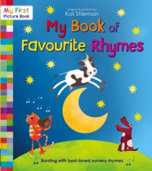My Book of Favourite Rhymes, Paperback Book