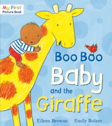 Boo Boo Baby and the Giraffe, Paperback Book