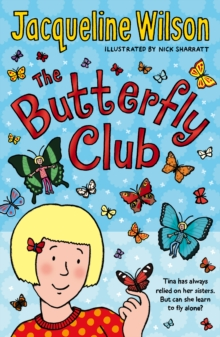The Butterfly Club, Paperback / softback Book