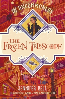 The Frozen Telescope, Paperback Book