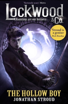 Lockwood & Co: The Hollow Boy, Paperback Book