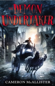 The Demon Undertaker, Paperback Book