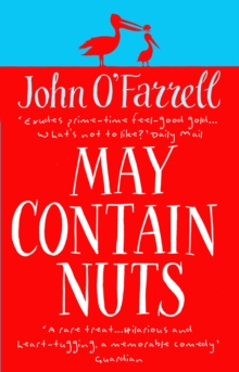 May Contain Nuts, Paperback Book