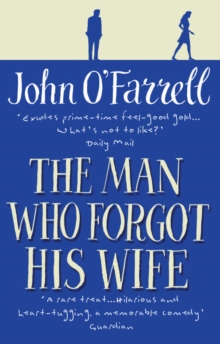 The Man Who Forgot His Wife, Paperback Book