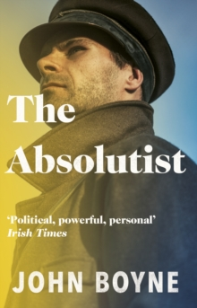 The Absolutist, Paperback / softback Book
