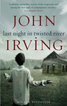 Last Night in Twisted River, Paperback Book