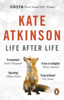 Life After Life : Winner of the Costa Novel Award, Paperback / softback Book