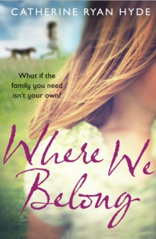 Where We Belong, Paperback Book