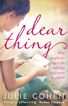 Dear Thing, Paperback Book
