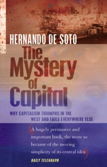 The Mystery Of Capital, Paperback / softback Book