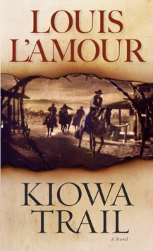 Kiowa Trail, Paperback Book