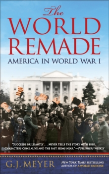 The World Remade : America in World War I, Paperback Book