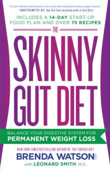 The Skinny Gut Diet, Paperback Book