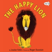 The Happy Lion, Paperback Book