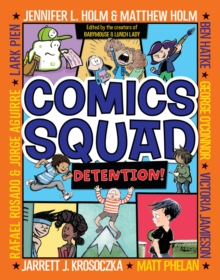 Comics Squad #3: Detention!, Paperback / softback Book