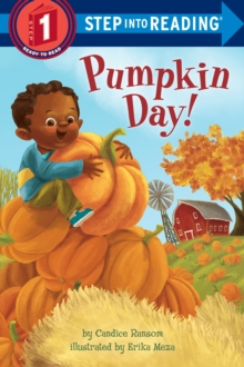 Pumpkin Day!, Paperback / softback Book