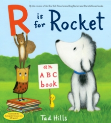 R is for Rocket : An ABC Book, Hardback Book