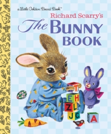 The Bunny Book, Board book Book