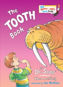 The Tooth Book, Board book Book