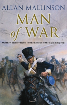 Man Of War : (Matthew Hervey 9), Paperback / softback Book