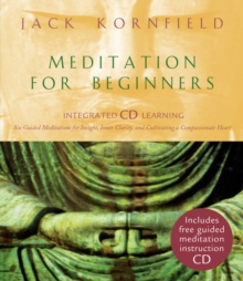 Meditation for Beginners, Hardback Book
