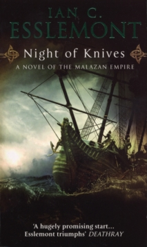 Night Of Knives : A Novel Of The Malazan Empire, Paperback / softback Book