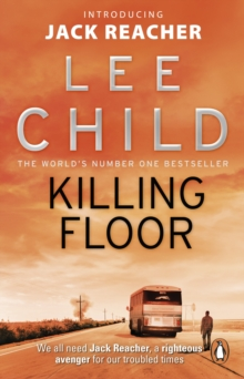 Killing Floor : (Jack Reacher 1), Paperback / softback Book