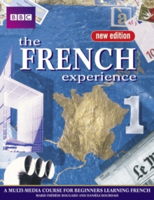 FRENCH EXPERIENCE 1 COURSEBOOK NEW EDITION, Paperback Book